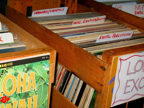 Recordcrates